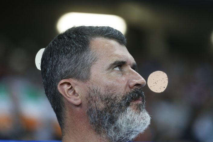 Football Soccer - Italy v Republic of Ireland - EURO 2016 - Group E - Stade Pierre-Mauroy, Lille, France - 22/6/16 Republic of Ireland assistant coach Roy Keane REUTERS/Carl Recine Livepic - RTX2HNJ3