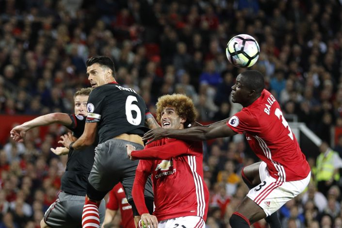 Man Utd's injury concerns mount as Fellaini suffers possible ligament damage