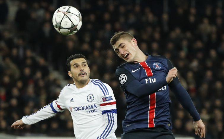 PSG won't let us sign Marco Verratti, claims Barcelona president