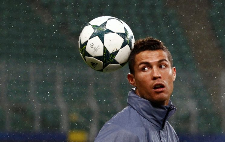 This Is Why Liverpool Chose Harry Kewell Over, Er… Cristiano Ronaldo