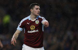 Burnley's Michael Keane.