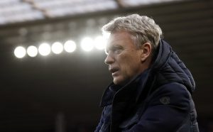 Sunderland manager David Moyes.