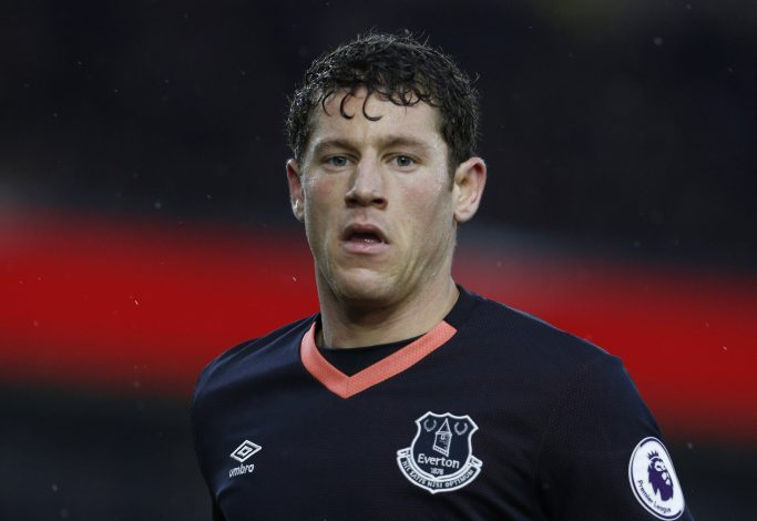 Everton's Ross Barkley.