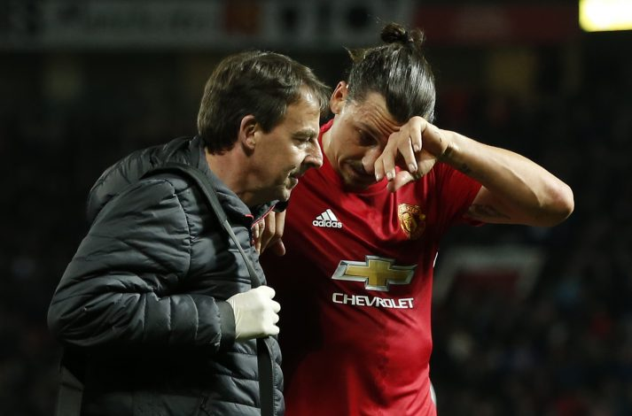 Jose Mourinho reveals Zlatan Ibrahimovic could still be offered Man United contract