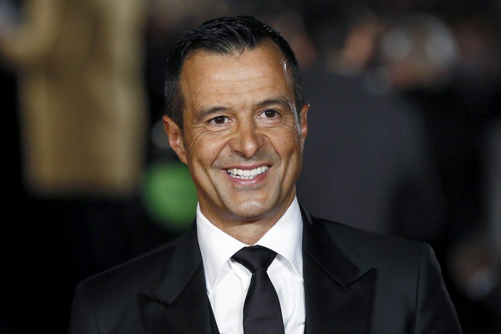 Agent Jorge Mendes.