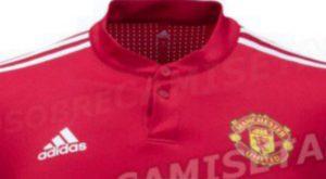 Manchester United kit for 2017-18 season.