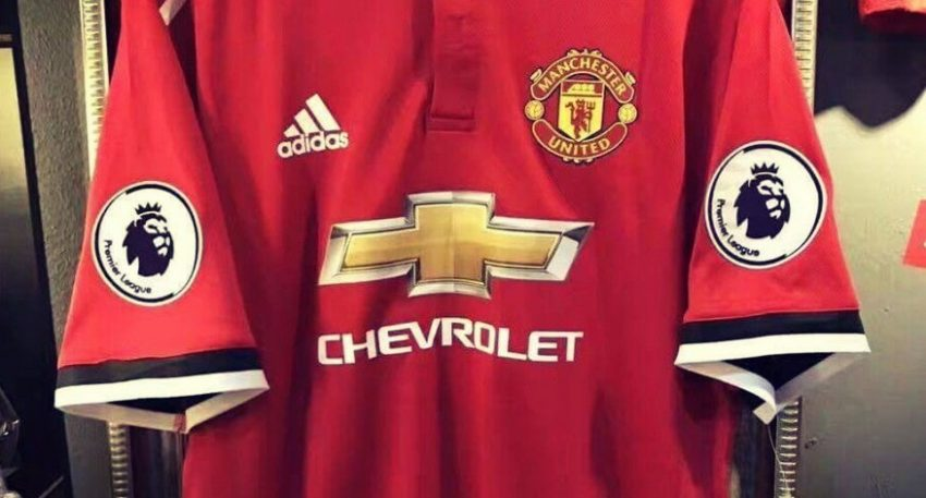 Leaked Adidas Manchester United Kit for 2017-18 season.