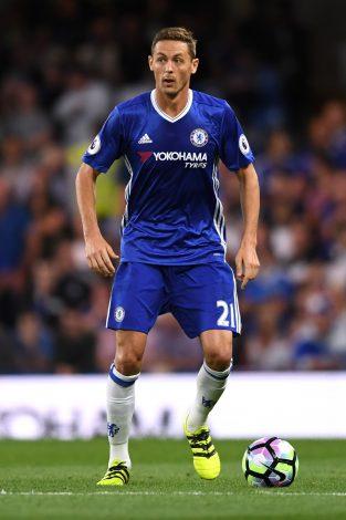 Chelsea's Nemanja Matic.