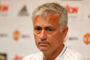 Jose Mourinho speaks.