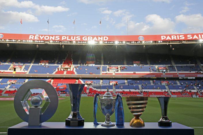 All trophies won by Paris Saint Germain.