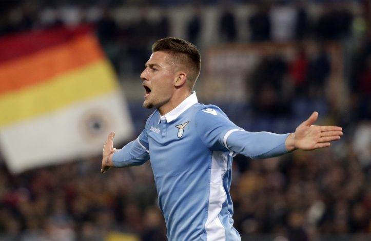 Manchester United, Manchester City interested in Lazio midfielder