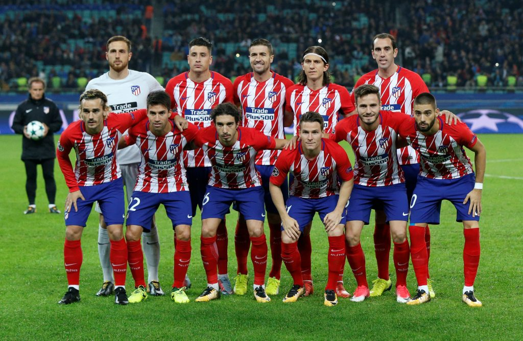 Why Griezmann Walks Away Early From Atletico S Team Photos