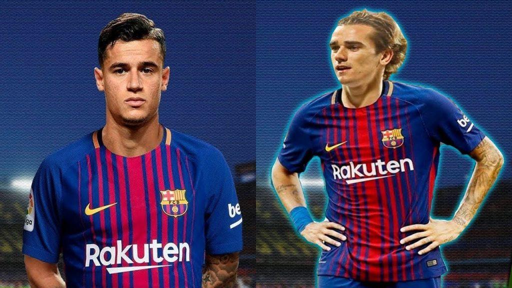 premium selection 071e3 6fb8a Nike Accidentally Confirm Huge Barcelona Transfer