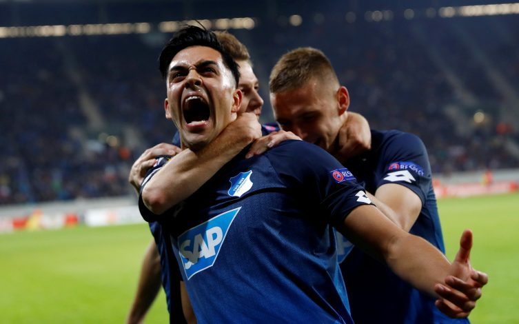 Manchester United tracking Hoffenheim attacking midfielder Nadiem Amiri