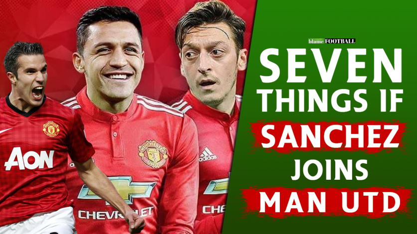Is This How Man Utd Could Line Up With Sanchez?