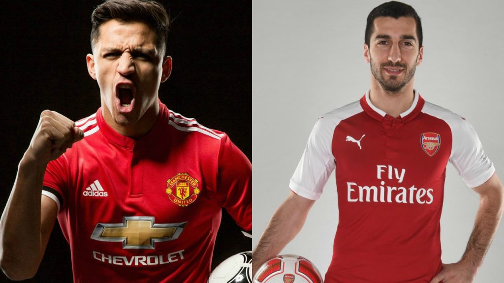 the best attitude 33bc5 7b410 Why Mkhitaryan Will Have Two Kit Numbers At Arsenal