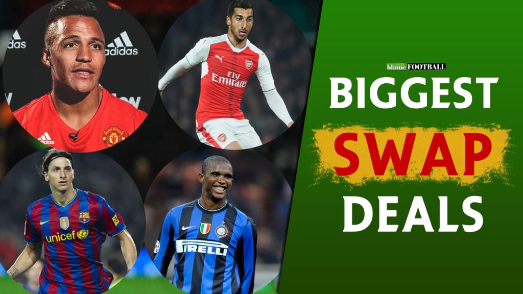 Swap deals