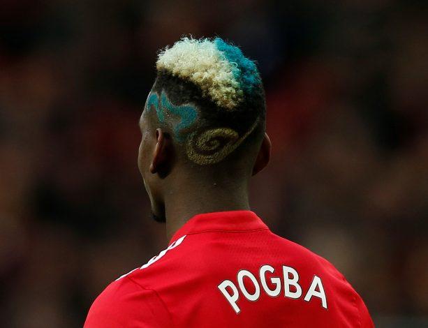 Manchester United's Paul Pogba.