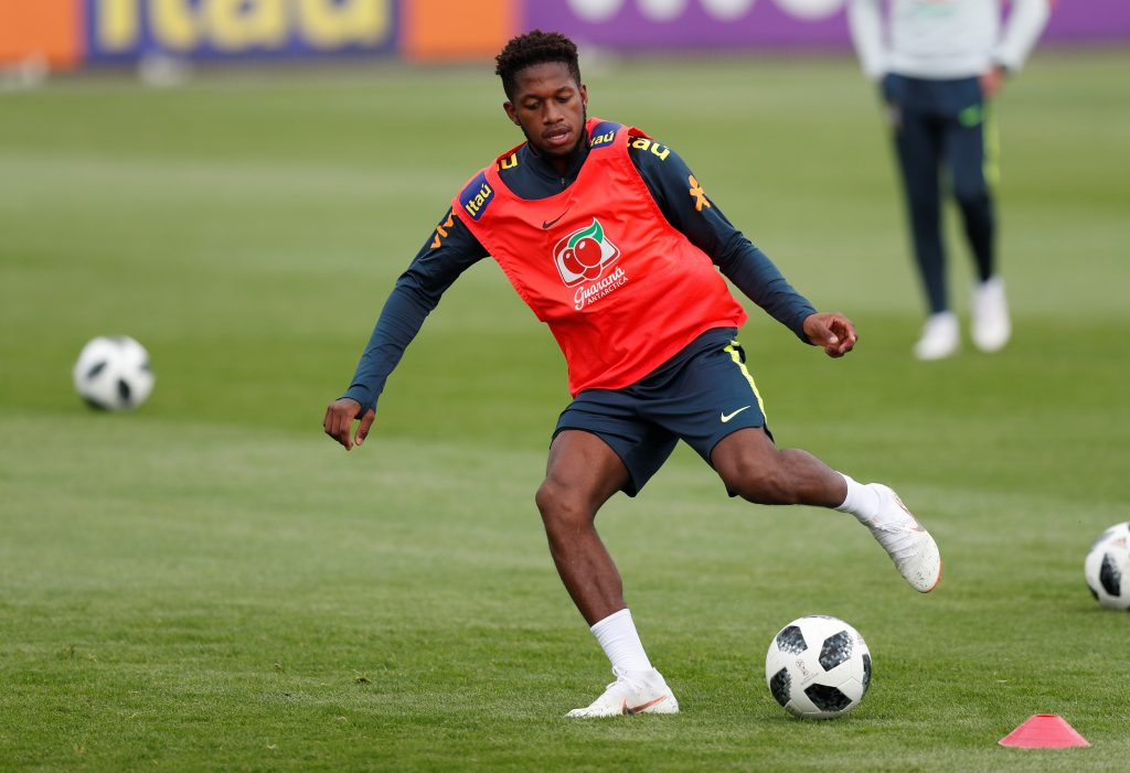 853a6d67a Why Fred Is Left Out Of Manchester United Squad For Pre-Season Tour