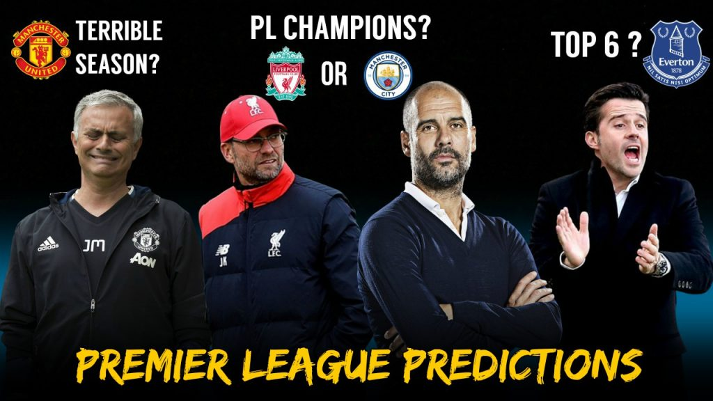 premier league predictions 2018/19 edits