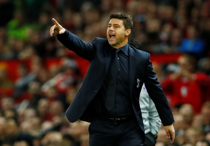 Tottenham manager Mauricio Pochettino.