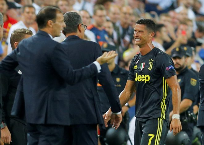 Manchester United Legend Pessimistic On Cristiano Ronaldo Old Trafford Return