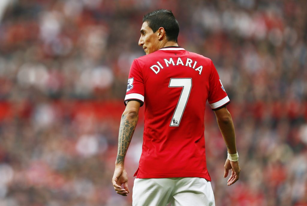 Angel Di Maria - Manchester United.