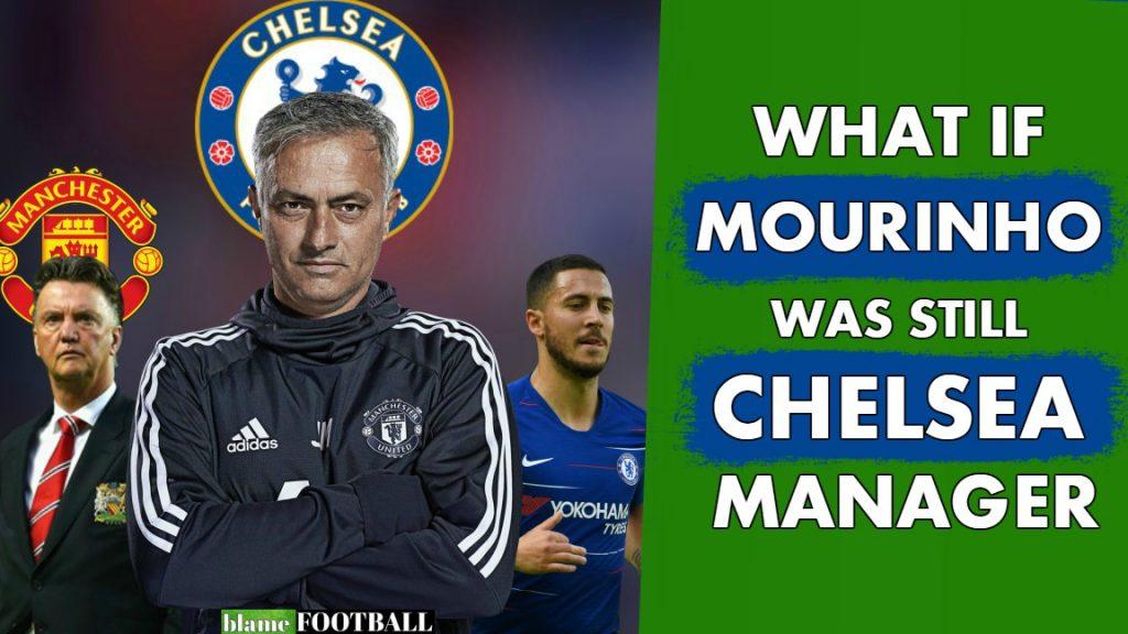mourinho chelsea manager edits