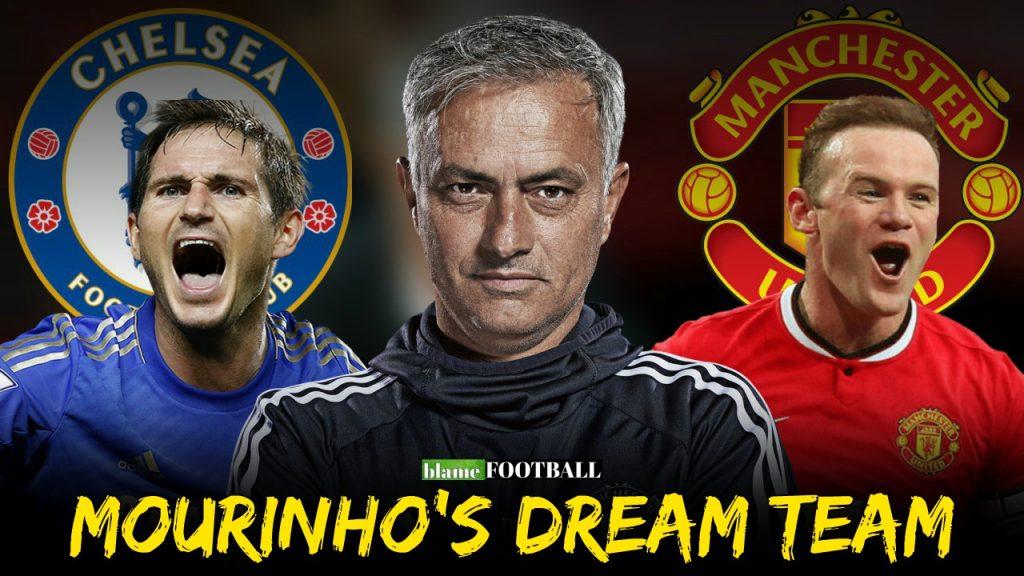 mourinho chelsea united edits team