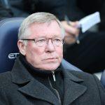 Manchester United manager Sir Alex Ferguson.