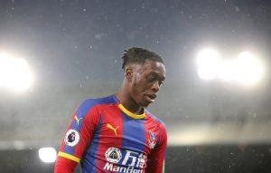 Crystal Palace's Aaron Wan-Bissaka.
