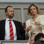 Man Utd executive vice chairman Ed Woodward.