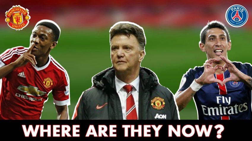 Louis Van Gaal's 13 Manchester United Signings