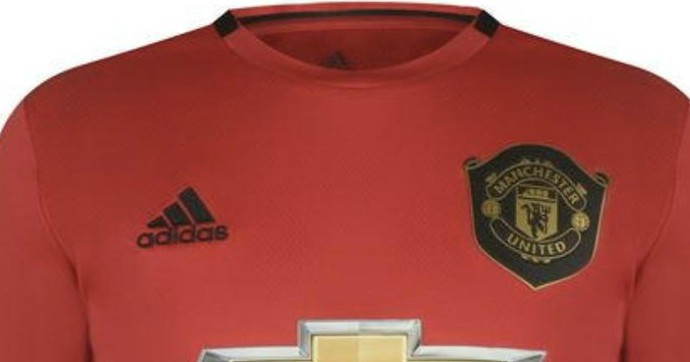 ecf98ad4d2b LEAKED  Manchester United s Home Kit For 2019 20 Season Accidentally Goes  On Sale