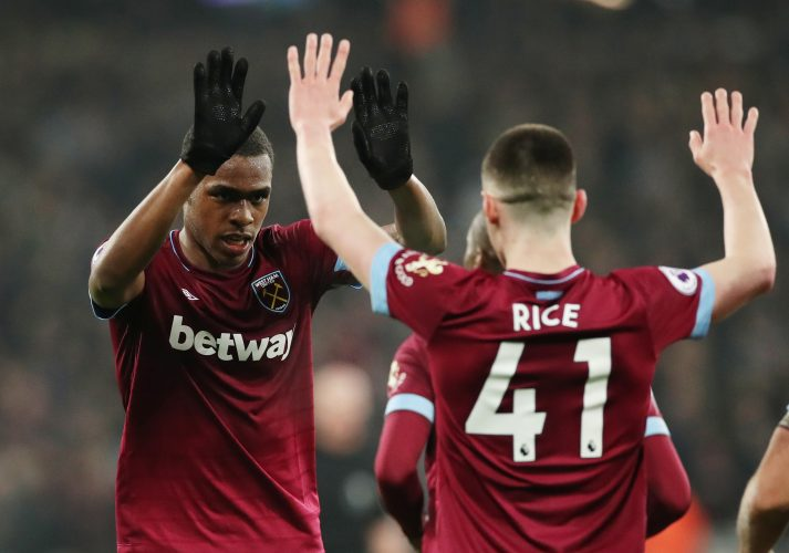 Manchester United want West Ham United's Issa Diop
