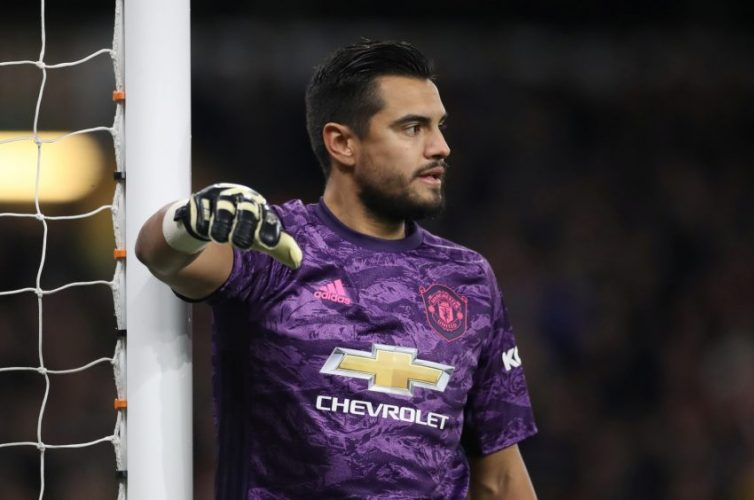 What United Fans Are Saying About Sergio Romero After Wolves Match