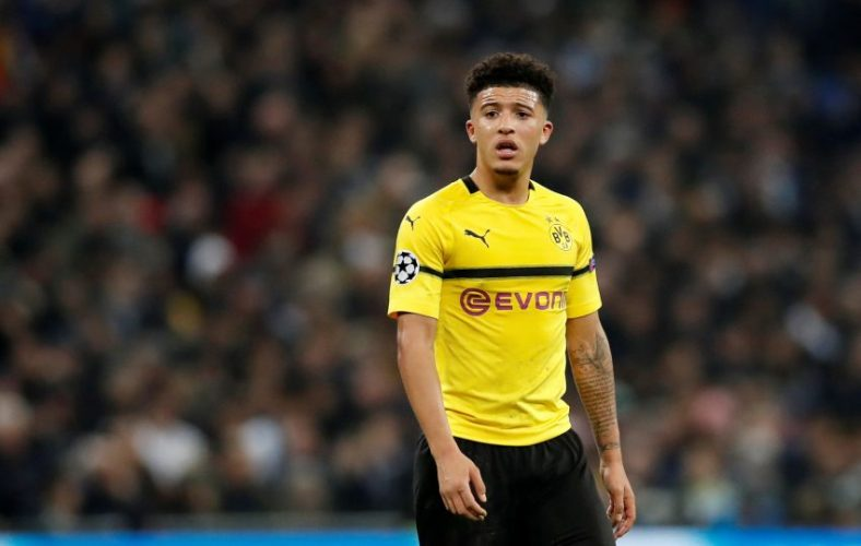 Jadon Sancho Has Agreed Five-Year Deal In Principle With Manchester United - BlameFootball