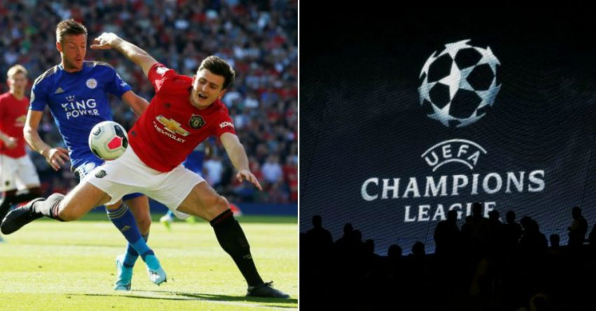 maguire champions league edits