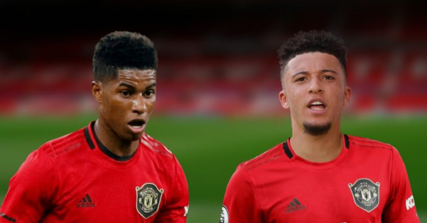Jadon Sancho Gets United Fans Excited With Marcus Rashford Tweet