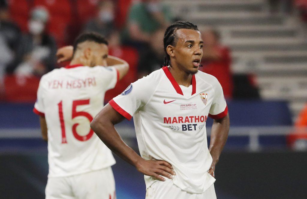 Sevilla's Jules Kounde.