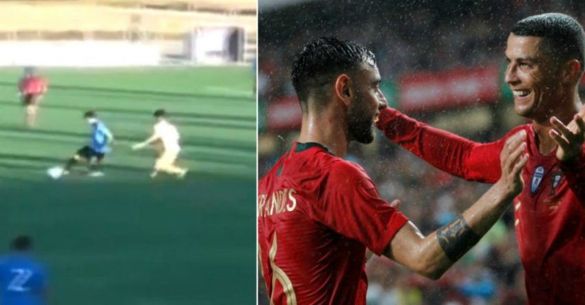 The climax of the young Bruno Fernandes shows how he was always destined for brilliance