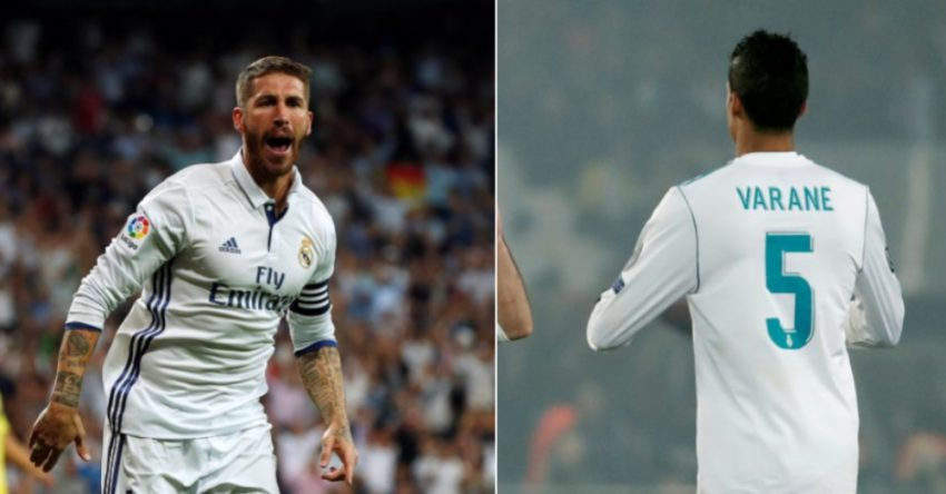 Varane Ramos Real Madrid edits