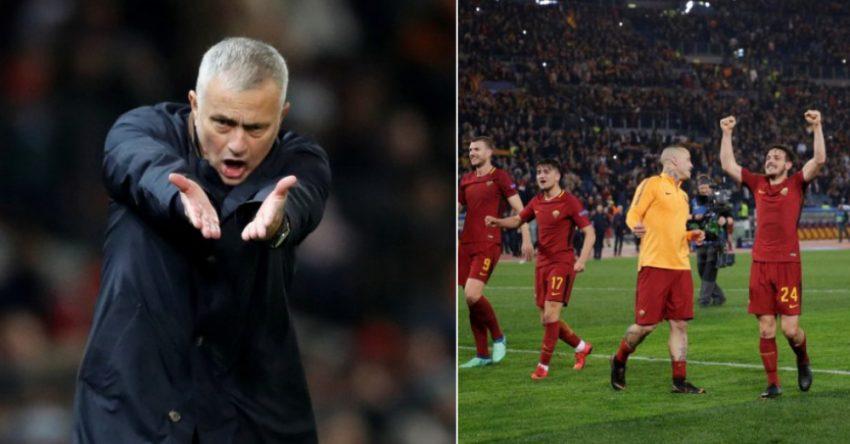 Mourinho Roma New edits