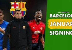 barcelona transfer january 2019 edits