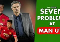 manchester united 7 problems edits