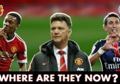 manchester united louis van gaal edits where are they now