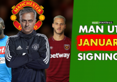 manchester united transfer january 2019 edits