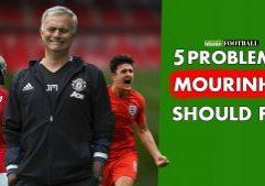 mourinho manchester united edits fix problems