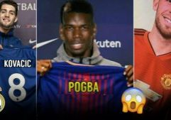 transfer news edits pogba kovacic alderweireld